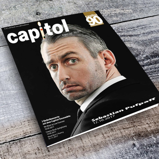 Das Capitol Magazin